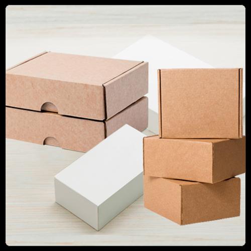 Самосборная-коробка